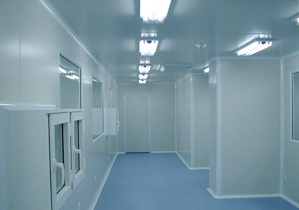 医药洁净厂房设计