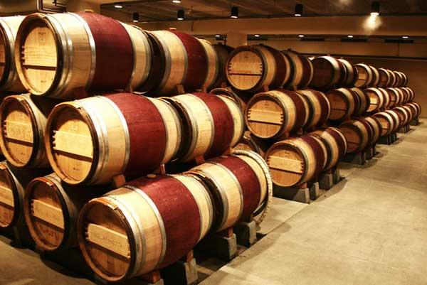 葡萄酒酒窖